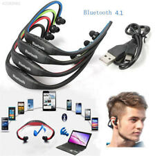 985C Bluetooth 4.1 Wireless Stereo Earbuds Sport Headset Headphone w/ Mic ZK-S9
