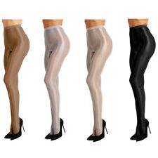Womens Control Top Thickness 70D Stockings Pantyhose Ultra Stretch Footed Tights