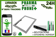 IPAD 4 TOUCH SCREEN DIGITIZER + FLEX HOME BUTTON + STICKERS IPAD 4 WHITE + TOOLS