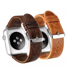 Coverkingz Apple Watch Serie 1/2/3 Bracciale in pelle 38mm Bracciale