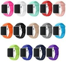 Coverkingz Apple Watch Serie 1/2/3 Silicone Polsiera 42mm Bracciale Colorato