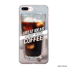 Blitz® COLA FRESH TRANSPARENT Hülle für iPhone Huawei Smartphone Handy Soft Case