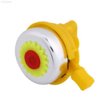 A758 Sunflower Shaped Boys Girls Bike Bicycle Cycling Bell Ring Hoorn Alarm