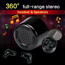 In-Ear wireless Stereo Earbuds Earphone Headset Headphone For iPhone Samsung hot