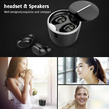 In-Ear wireless Stereo Earbuds Earphone Headset Headphone For iPhone Samsung new