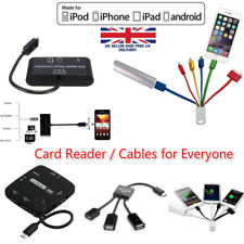 ⚡Micro USB HUB Host OTG Splitter Adapter Charging Cable Android Tablet PC iPhone