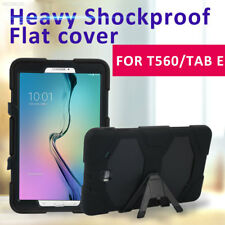 56FB Leather Tablet Stand Flip Cover Case For Samsung Galaxy Tab E 8 T377