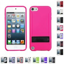 For Apple iPod Touch 5th 6th Gen TPU Hard Case Skin Phone Cover