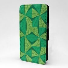 Palmera Diseño Estampado Funda Libro para Apple Iphone - P396