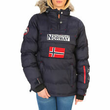 Geographical Norway Giacca Geographical Norway Donna Blu 87348 Giacche Donna