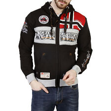 Geographical Norway Felpa Geographical Norway Uomo Nero 80831 Felpe Uomo