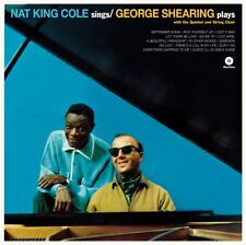 Cole Nat King & Shearing George - Nat King Cole Sings/George Shearing Pla...