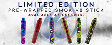 Authentic *SMOK1 V8 Stick Kit - US Seller - Limited Editions