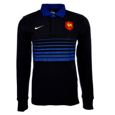 Francia Camiseta de Rugby Nike Hombre Camiseta France Jersey S M Ffr Maillot