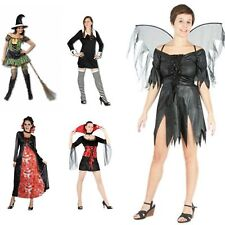 New Women Ladies Halloween Party dresses Fancy Dress Stag Hen Party Night