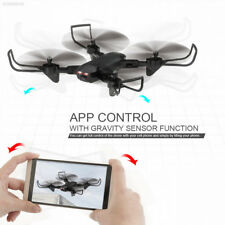 Folding 6-Axis HD Camera Drone RC WIFI Helicopter 2.4Gh Fly Quadcopter FPV Gift