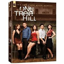 One Tree Hill - Complete Sixth Season (DVD, 2009, 7-Disc Set)