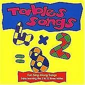 321  Tables Songs (The playtime range),    Audio CD Book