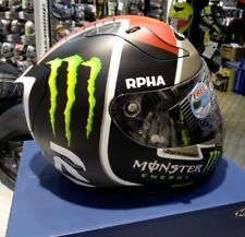 CASCO MOTO INTEGRALE HJC RPHA 11 JONAS FOLGER REPLICA MC1SF IN FIBRE COMPOSITE