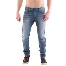 Jack & Jones Uomo Jeans Stretch Tim Ernst Twist Blue BL715 2. Wahl