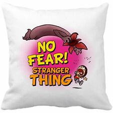 Cojín con relleno Stranger Things No Fear Stranger Thing