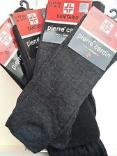Chaussettes homme Sanitaire laine Pierre Cardin courtes made in Italy