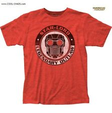 Guardians of the Galaxy Star-Lord T-Shirt / Legendary Outlaw Marvel Comics Tee