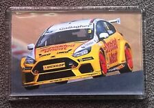 BTCC Tom Chilton Ford Focus RS ST Team AON Vectra Astra VXR WTCC ~ Fridge Magnet