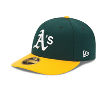 NEW ERA OAKLAND ATHLETICS AUTHENTIC COLLECTION LOW PROFILE 59FIFTY