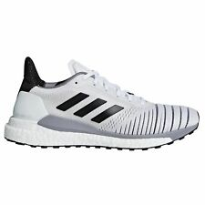 adidas Solar Glide Womens Running Trainer Shoe White