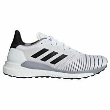 adidas Solar Glide Mens Fitness Running Trainer Shoe White