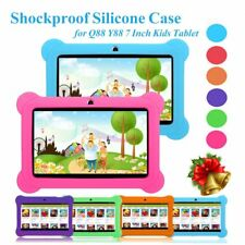 7''inch Google Android 4.4 WiFi Tablet PC Quad Core 8GB Dual Camera Kids Lot XM