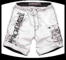 Abercrombie and Fitch shorts A&F Bushnell tugger board shorts swimming trunks