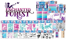 Crafters Companion ~ Enchanted Forest ~ SARA SIGNATURE Collection CardMaking