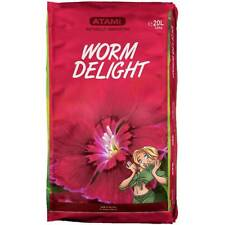 *ATAMI WORM DELIGHT 20 LITRI - CONCIME DI LOMBRICO SUPER FERTILIZZANTE