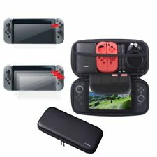 Carrying Travel EVA Hard Shell Case + SP For Nintendo Switch