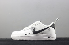 Nike Air Force 1 LV8 Utility GS White / Black / Yellow UK 3-6