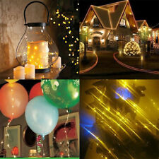 1300 F9DC 20 LEDs Battery Operated Mini LED Copper Wire String Fairy Lights 2M