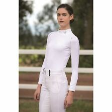Horseware Full Length Sleeve Base Layer Top Ladies Baselayer Compression Armor