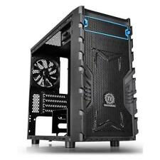 Thermaltake Versa H13 M-ATX Gaming Case with Side Window USB 3 and Black Interio