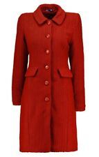 CAPPOTTO KING LOUIE NATHALIE SAVOY ROSSO DONNA