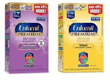 Enfamil Premium/Gentlease Infant Formula Milk Based Powder 32.2 oz EXP 06/2019++