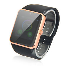 GT08 Bluetooth Smart Wrist Watch Phone Mate for Android Samsung IOS iPhone