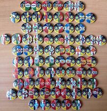 Alle European Cup Match Play-Pins LOKOMOTIV LEIPZIG DDR 1963 - 1988 set 9