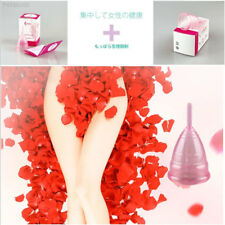 2AFF A9CC Medical Menstrual Cup Women Health Care Soft Silicone Lady Cup Hygiene