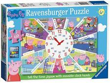 Ravensburger - Peppa Pig and Thomas the Tank