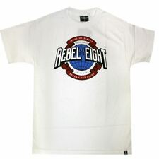 Rebel8 Industry Giant T-Shirt Weiß
