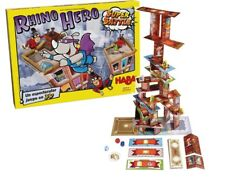 Rhino Hero Super Battle y normal en castellano - juegos educativos HABA