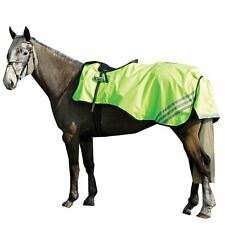Rhinegold Reflective Horse Riding 3/4 Cutaway Waterproof Hi-Viz Ride-On Rug
