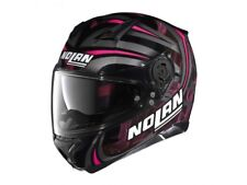Casco Integral Nolan N87 Ledlight 31 Glossy Black